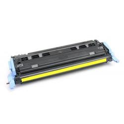 HP Q6002A kompatibilní toner žlutý yellow pro HP CLJ1600, 2600, CM1015, CM1017