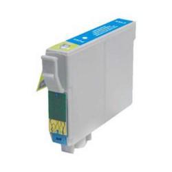 EPSON T0802 kompatibilní náplň azurová cyan pro PX650, 660, PX700, 710, 720, PX800 atd