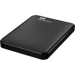 """WDC WDBUZG0010BBK externí hdd 1TB WD Elements Portable USB3.0 black (2.5""""  černý)"""