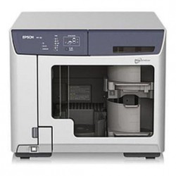 EPSON Discproducer PP-50,CD/DVD printer and writer