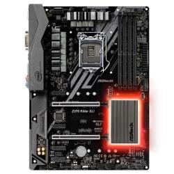 ASROCK MB Z370 KILLER SLI (intel 1151 coffee lake, 4xDDR4 40000MHz, DVI +HDMI, USB3.0, 6xSATA3 +RAID + 2xM.2, 7.1, GLAN, ATX)