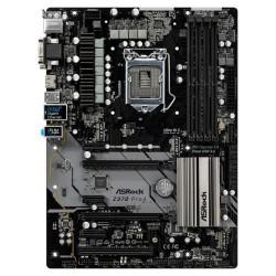 ASROCK MB Z370 PRO4 (intel 1151 coffee lake, 4xDDR4 40000MHz, VGA+DVI +HDMI, USB3.0, 6xSATA3 +RAID + 2xM.2, 7.1, GLAN, ATX)