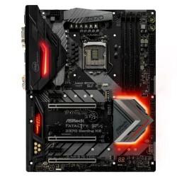 ASROCK MB Fatal1ty Z370 GAMING K6 (intel 1151 coffee lake, 4xDDR4 4333MHz, VGA+DVI +HDMI, USB3.1, 8xSATA3 +RAID + 3xM.2, 7.1, 2x