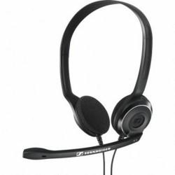 SENNHEISER PC 8 USB black (černý) headset - oboustranná sluchátka s mikrofonem