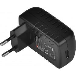 Externí přídavný napájecí zdroj pro adaptéry RS-232 k pokladní zásuvce 5V/2A