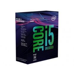CPU INTEL Core i5-8600K BOX (3.6GHz, 9M, LGA1151)
