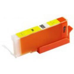 CANON CLI-551Y XL kompatibilní náplň žlutá (yellow CLI551Y, pro MG5400/5450/6350, MX925