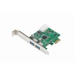 GEMBIRD PCI-e řadič 2x USB 3.0 ext. interní karta