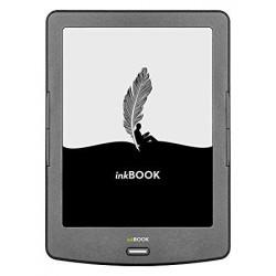 """Čtečka InkBOOK Classic 2 - 6"""", 4GB, 800x600, Wi-Fi, Grey"""