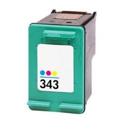 HP C8766EE kompatibilní náplň barevná Color č.343 pro DJ 5740, 460, OJ 6205, 7210, PS 2610, 325, PSC 1600, atd
