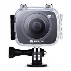 Braun CHAMPION 360 minikamera + 3D brýle B-VR PRO ZDARMA