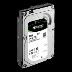 SEAGATE ST1000NM0008 Exos 7E2 1TB hdd SATA3-6Gbps 7200ot, 128MB cache (512n SATA, RAID, 24x7 enterprise, max. 194MB/s)