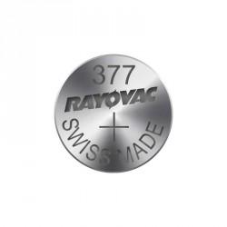 Alkalická baterie RAYOVAC 377 - 10ks
