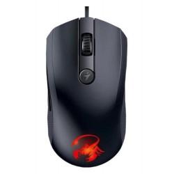 GENIUS myš GAMING X-G600 LASER 1600dpi, USB, černá, herní, drátová