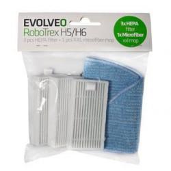 EVOLVEO RoboTrex H5, příslušenství