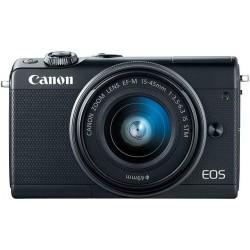 Canon EOS M100 Black M15-45 + IRISTA EU18