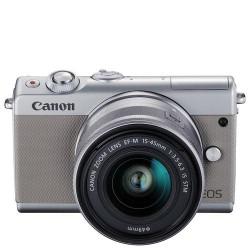 Canon EOS M100 GY M15-45 + IRISTA EU18