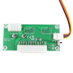 ANPIX ovládání dalších PC zdrojů přes SATA (adaptér pro sepnutí jednoho nebo více podřízených zdrojů) (pro těžbu kryptoměny, min