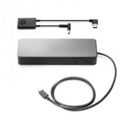 HP USB-C Universal Dock + 4.5mm / USB Dock Adapter