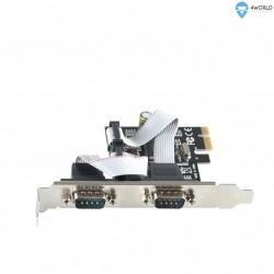 4World PCI-Express Serial port 2x