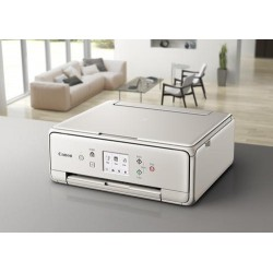 CANON PIXMA TS6052 šedá Wi-Fi/dotykový LCD/12st/min./1200x4800/USB