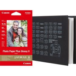Canon fotopapír PLUS(PP-201)50s+fotoalbum(36phot.)