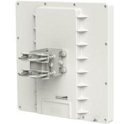MIKROTIK RouterBOARD RB911G-5HPnD-QRT, 802.11a/n HP, 23dbi dual, 5GHz, ROS L4, GPOE, GLAN, PSU, pole mount
