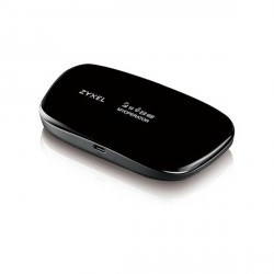 ZyXEL LTE portable AC dual band router WAH7608