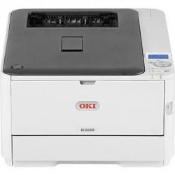 OKI C332dnw A4 26/30 ppm ProQ2400 USB LAN