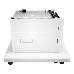 HP CLJ 1 x 550/2000-sheet HCI Feeder and Stand