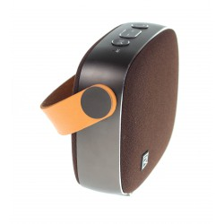 Remax RB-M6 Bluetooth reproduktor hnědý