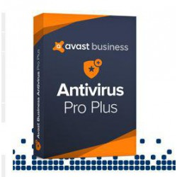 Avast Business Pro Plus 12 PC 36 měs.
