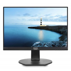 "24"" LED Philips 242B7QPTEB-QHD,IPS,USB,DP I/O,rep"