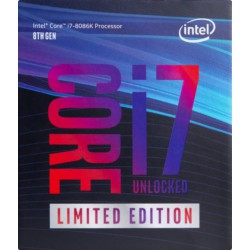 CPU INTEL Core i7-8086K (4.0GHz, 12M, LGA1151)