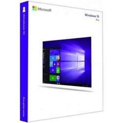 MICROSOFT Windows 10 Pro 64-bit DE DVD OEM německá krabicová verze