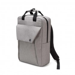 Dicota Backpack EDGE 13-15.6 light grey