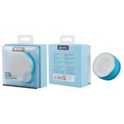 Bluetooth Mini Speaker PLUS F2724, modrý
