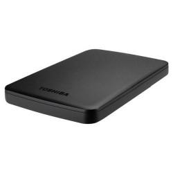 """TOSHIBA STOR.E Canvio BASICS černý 1TB (nový model 2018) externí hdd USB 3.0 black (2.5"""" , napájení přes USB)"""