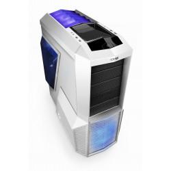 case Zalman miditower Z11 PLUS WHITE - limitovaná edice, mATX/ATX, bez zdroje, USB3.0, bílá