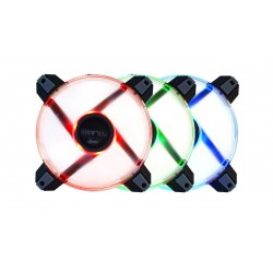 přídavný ventilátor Polaris RGB LED 12cm