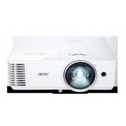 Acer DLP S1286Hn (ShortThrow) - 3500Lm, XGA, 20000:1, HDMI, VGA, USB, RJ45, repro. bílý