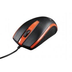 Gembird myš MUS-104, červená, USB