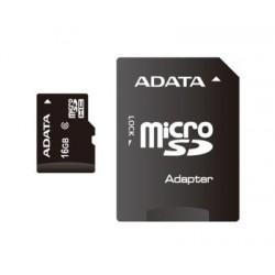 ADATA 16GB MicroSDHC Card with Adaptor Class 10