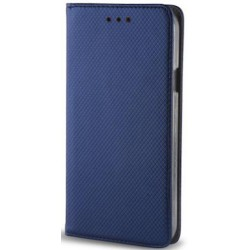 Cu-Be Pouzdro s magnetem Huawei Y6 Prime 2018 Navy