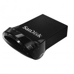 SanDisk Ultra Fit 128GB USB 3.1 černá