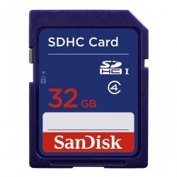 SanDisk SDHC 32GB Class 4