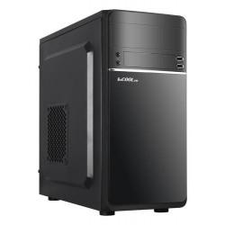 1stCOOL MicroTower STEP 1, ver.1, ATX black černý, bez zdroje, microtower mATX (2xUSB2+ Audio) (PC case)