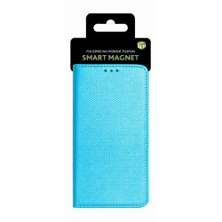 Cu-Be Pouzdro s magnetem Samsung A6 2018 Turquoise
