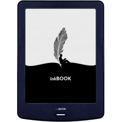 "Čtečka InkBOOK Lumos - 6"", 4GB, 800x600, Wi-Fi, Black"