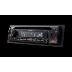 Sony autorádio s CD CDX-G1300, AUX, USB